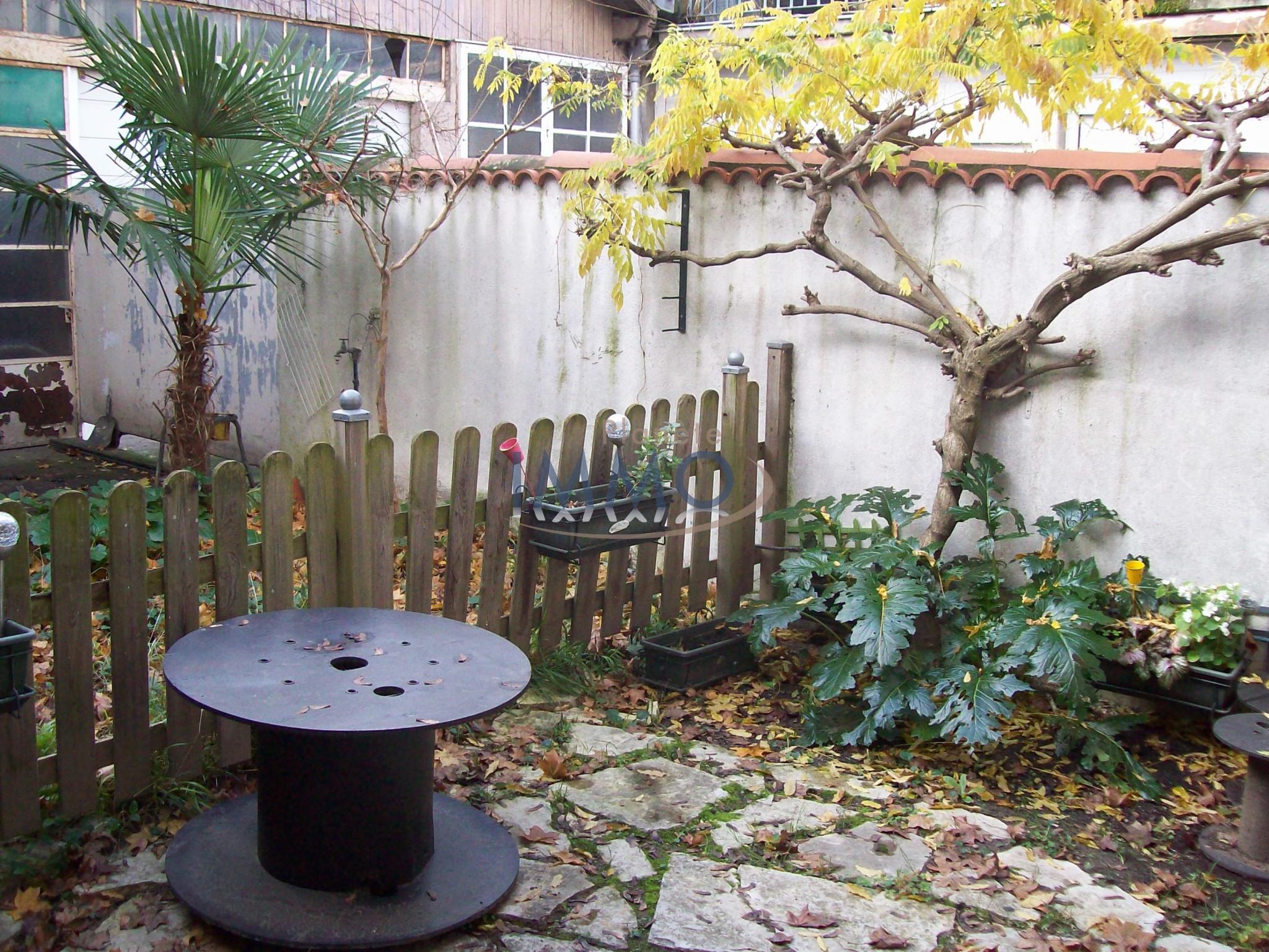 Location toulouse jardin des plantes ravissant t1bis de caract re jardin - Toulouse jardin des plantes ...